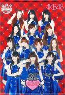 AKB48 BIGタペストリー(1208) AKB48 CAFE&SHOP限定