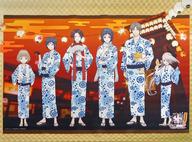 第一部隊 タペストリー 「刀剣乱舞-花丸-×大江戸温泉物語~大江戸温泉遠征~」