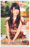 横山由依 タペストリー(2014CA) AKB48 CAFE&SHOP限定