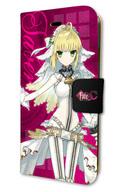 01.セイバー 手帳型スマホケース(iPhone6/6s専用) 「Fate/EXTRA CCC」