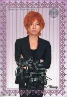 7位 安達健太郎(カナリア) ノーマルプレート 「よしもと男前2011 ビジュアルプレート」