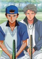 No.2C-11&2P-11 宍戸亮&鳳長太郎 「テニスの王子様 Premium Cell Sheet Vol.2」