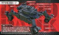 【中古】キャラカード(男性) RT99バウーク(赤いレイバー) カード 「THE NEXT GENERATION パトレイバー 第6章」 劇場来場者特典
