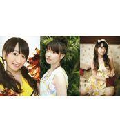 水樹奈々 ポストカードBセット 「NANA MIZUKI LIVE DIAMOND 2009」