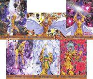 全6種セット 黄金聖闘士ファイナルブローコレクションポストカード 「聖闘士星矢 エピソードG」 チャンピオンRED2004年12月号付録