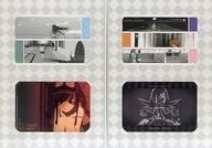 化物語 ポストカードセット(4枚組) 「一番くじ <物語>シリーズ~おやつタイム~」 H賞
