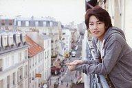佐藤健 メッセージ入りポストカード~PARIS~ 「写真集 NOUVELLES[ヌーヴェル]」 アスマート購入特典