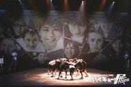 烏野高校 ポストカード12(頂の景色) 「ハイパープロジェクション演劇『ハイキュー!!』展」