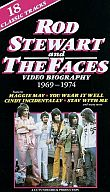 ROD STEWART AND THE FACES / VIDEO BIOGRAPHY 1969-1974