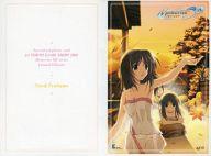 今坂唯笑/荷嶋音緒「Memories Off [台紙付き]」 東京ゲームショー2003