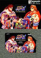 ケン/リュウ/春麗/計16名「STREET FIGHTER II X Grand Master Challenge [台紙付き]」