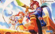 【単品】 ファイナ/アイカ/ヴァイス「エターナルアルカディア」 Dreamcast