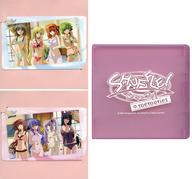 (2枚組) リシアンサス/ネリネ/芙蓉楓/計8名「SHUFFLE! MEMORIES [ケース/台紙付き]」 メガミマガジン2007年5月号 誌上通販品