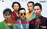 KONTA/杏子/計5名「BARBEE BOYS & YOU」