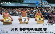 北勝海信芳「61代 横綱昇進記念」