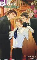 計3名「図書カード500円 門地かおり」 BL Style VOL.1 全プレ