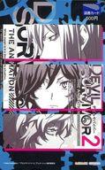 久世響希/計3名「図書カード500円 DEVIL SURVIVOR 2 the ANIMATION (デビルサバイバー2)」 あみあみDVD/Blu-ray第1巻購入特典