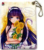 【俺の妹がこんなに可愛いわけがない】黒猫パスケース 五更瑠璃(カグユヅ) サンシャインクリエイション60/いちごぱんつ