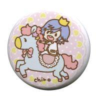 【うたの☆プリンスさまっ♪】メリーゴーランドシリーズ缶バッジ 一ノ瀬トキヤ(ちろ) C82/choro