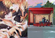 【家庭教師ヒットマンREBORN!】クリアファイルセット(2枚組) 雲雀恭弥&ディーノ 2009 WINTER C77/万有