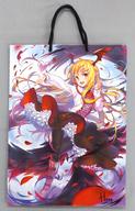 【グランブルーファンタジー】紙袋 ヴァンピィ&ジータ(Hong&Reina-玲奈-) C91/黒蛛白蛛
