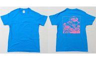 【黒子のバスケ】黒子Tシャツ ライトブルー Mサイズ(殿) SUPER COMIC CITY 関西18/でんてん。