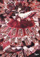 【東方Project】A4ポスター 博麗霊夢(暁たく) 東方瀬戸祭 第一弾/華のみやこ