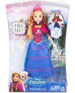 アナ 「アナと雪の女王」 マジカルミュージカルドール