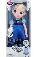 [ランクB] エルサ(オラフ付き) 「アナと雪の女王」 ディズニーアニメーターコレクションドール ディズニーストア限定