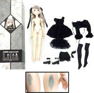 [破損品] リリア/ブラックレイヴン 通常販売Ver. 「リリア ブラックレイヴンシリーズ」 アゾンオリジナル50cmドール
