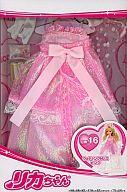 ウェディングドレス ピンク 「リカちゃん」 [LW-16]