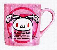 汎用うさぎ(ピンク) 汎用うさぎマグカップ 「チャックスGP」