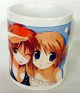 環&愛佳 カラーマグカップ 「ToHeart2」
