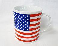 United States of America(アメリカ合衆国) マグカップ 「世界の国旗」