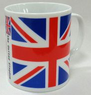 the United Kingdom(イギリス) マグカップ 「世界の国旗」