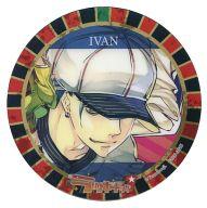 イヴァン(帽子) 「ラッキードッグ1 PVCクリアコースター」