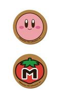 カービィ&マキシムトマト コルクコースター(2個入り) 「星のカービィ」