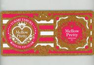 田村ゆかり コースター(2枚組) 「オフィシャルファンクラブ Mellow Pretty」 継続特典