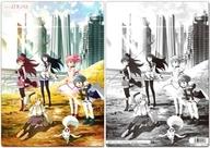 キービジュアル(前編) B5下敷きA 「劇場版 魔法少女まどか☆マギカ」