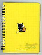 ラーヌ ファイル付きノート 「ラッキードッグ1+badegg」