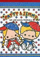 パティ&ジミー(A) ボリュームメモ スター 「パティ&ジミー」