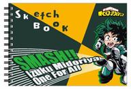 緑谷出久 図案スケッチブック 「僕のヒーローアカデミア」