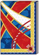 ブルー メモパッド 「ベルサイユのばら」