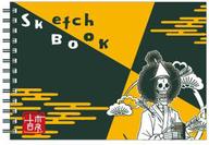 ブルック 図案スケッチブック 「ワンピース」