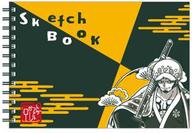 トラファルガー・ロー 図案スケッチブック 「ワンピース」