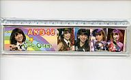 大島優子 アイドルスケール(定規) 「AKB48」 [SC002]