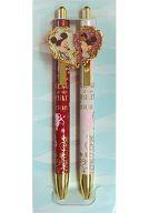 ミッキー&ミニー(ハート) ボールペンセット(2本入り) 「シーズン・オブ・ハート2008」 東京ディズニーリゾート限定