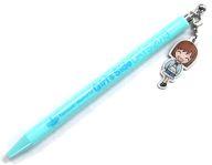 2ndシリーズの主人公チャーム付きボールペン(ブルー) 「ときめきメモリアル Girl's Side DAYS 2013 ~デートに行こう!~」 入場特典