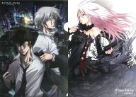 PSYCHO-PASS サイコパス 狡噛&槙島/EGOIST A4クリアファイル 「CD All Alone With You」 アニメイト先着購入特典