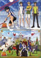 A4クリアファイルセット(2枚組) 「劇場版 テニスの王子様 英国式庭球城決戦!」
